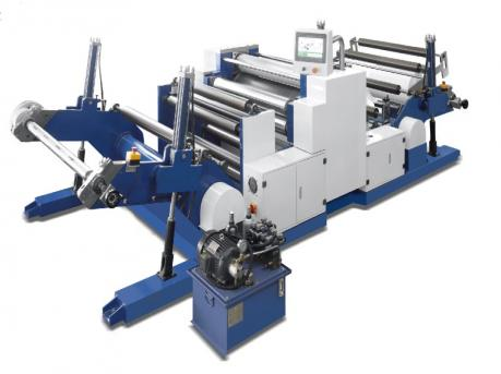 Automatic Roll Type Embossing Machines Model YW-AZ -iseef.com