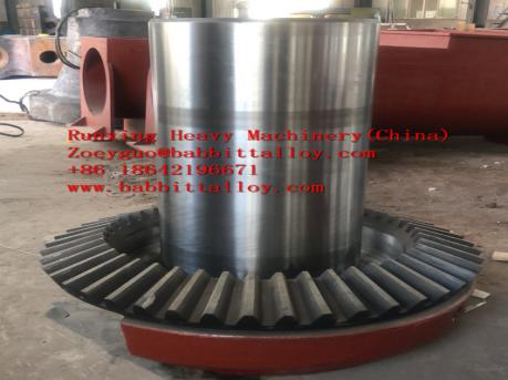 Gyratory crusher Eccentric Sleeve-Chinese Manufacturer-Export to Russia