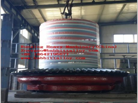 Cone crusher eccentric sleeve-Chinese Manufacturer-Export to Russia-Quality