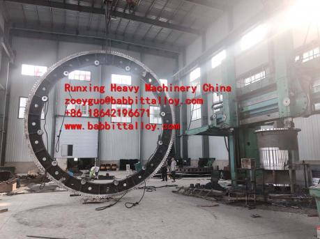 Ball mill Gear-OEM according to drawings factory directly