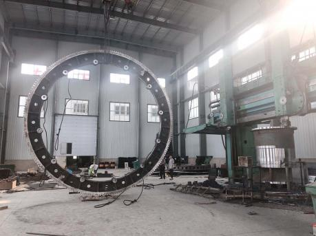 Dryer ring gears-Manufacturer in China, 1-8m diameters customized